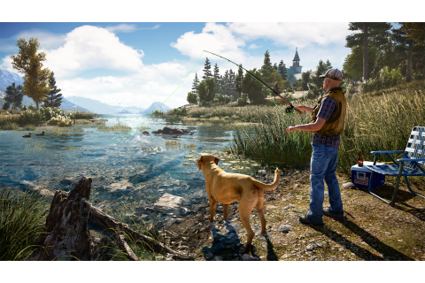 Far Cry 5 Will Have Dynamic Story and AI Unlike Previous ...