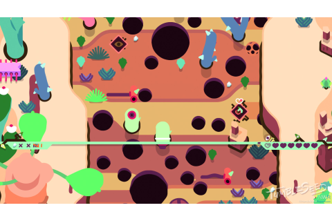 TumbleSeed - Game - Nintendo World Report