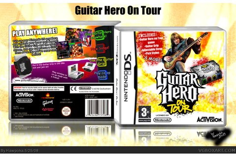 guitar hero on tour usa patched nds full game free