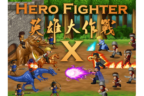 Hero Fighter X v1.08 +Mod [Gems/Energy/Heroes Unlocked ...