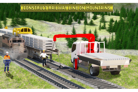 Train Games: Construct Railway - Android Apps on Google Play