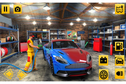 Car Mechanic Simulator 2018 – Car Fixing Game for Android ...