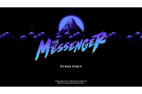 The Messenger to drop by the Nintendo Switch this Summer ...