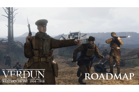 Verdun on Steam