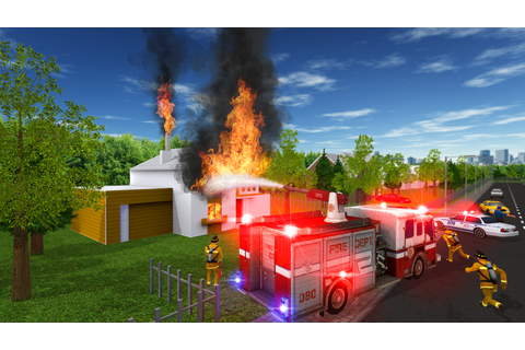 Fire Truck Game 2016 | Download APK for Android - Aptoide
