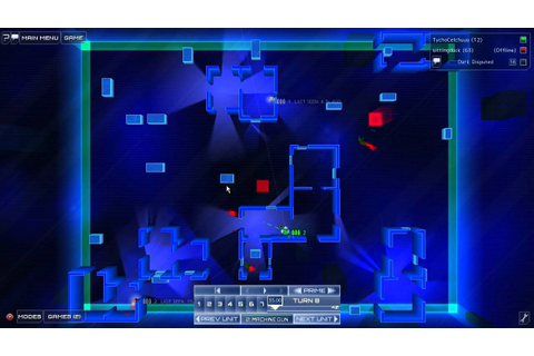 Frozen Synapse: Gameplay Quickie 1 - YouTube