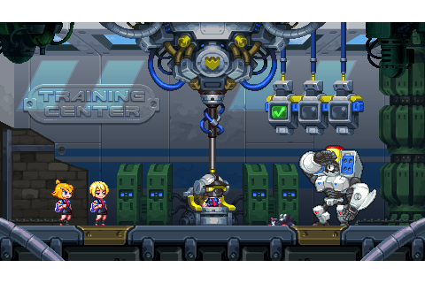Review: Mighty Switch Force! Academy