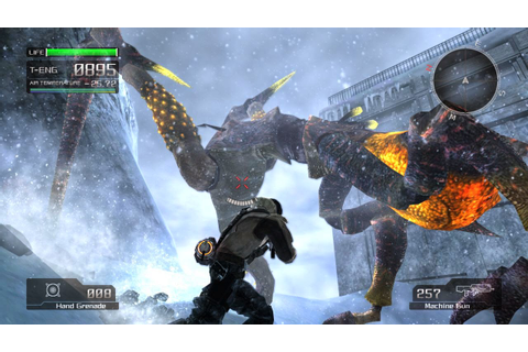 Lost Planet : Extreme Condition - PC [FREE DOWNLOAD]
