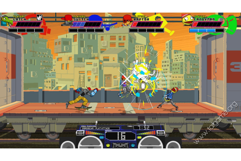 Lethal League - Download Free Full Games | Fighting games