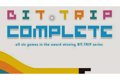Nay's Game Reviews: Game Review: Bit.Trip Complete
