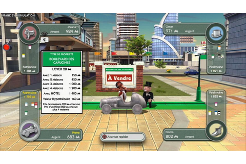 Monopoly Streets (USA) Nintendo Wii ISO Download | RomUlation
