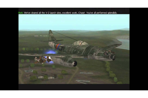 Secret Weapons Over Normandy Playthrough - Mission 15 ...