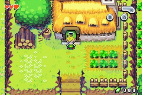 Buy The Legend of Zelda: The Minish Cap Game Boy Advance ...