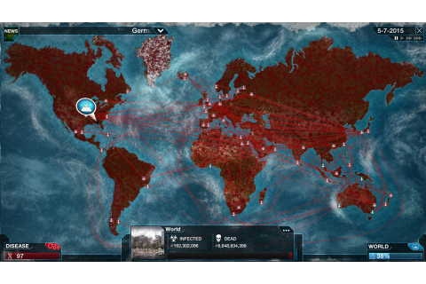 Plague Inc. is getting a free mode where you save the world