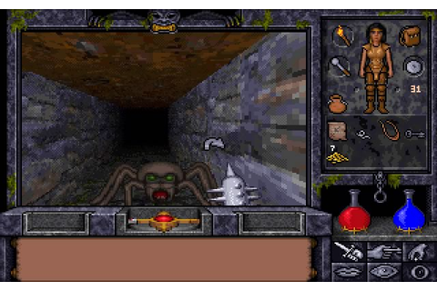 Ultima Underworld 2: Labyrinth of Worlds rpg for DOS (1993 ...