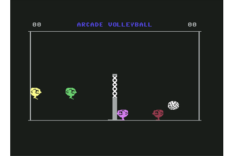 Arcade Volleyball - Wikipedia