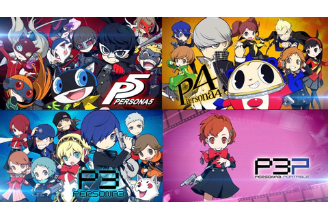 Persona Q2 New Cinema Labyrinth TRAILER - YouTube
