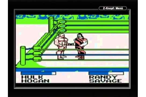 WWF King Of The Ring (Game Boy Version) - Tournament Mode ...