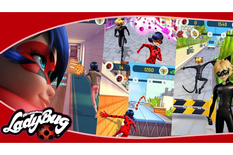 Let's Play Miraculous Ladybug & Cat Noir - Game [Review ...