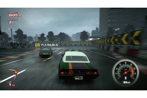 Project Gotham Racing 4 (PGR4): Chevrolet Camaro Z28 car ...