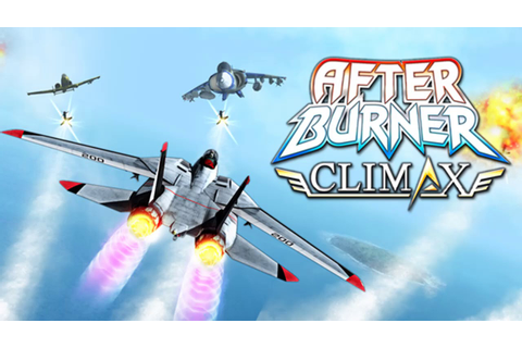 After Burner Climax - After Burner Climax -Opening- - YouTube