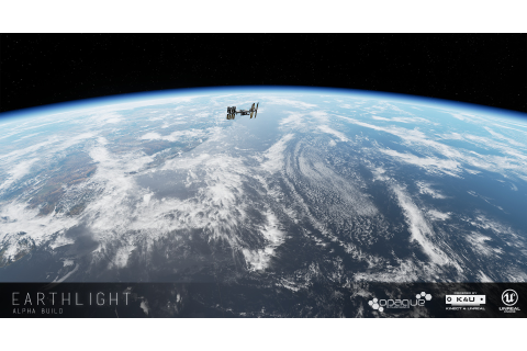 Earthlight - Unreal 4 Space Exploration Game Uses Oculus ...