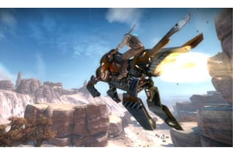 Starhawk – review | Games | The Guardian