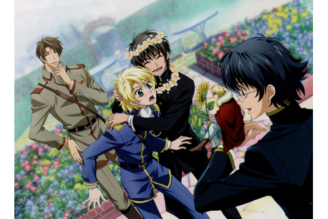 17 Kyo Kara Maoh! HD Wallpapers | Backgrounds - Wallpaper ...