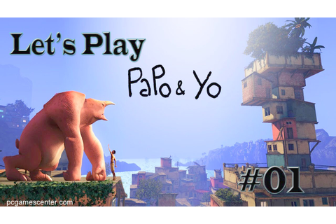 Papo And Yo PC Game Free DownloadPC Games Center