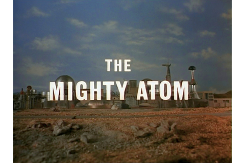 The Mighty Atom | Thunderbirds Wiki | FANDOM powered by Wikia