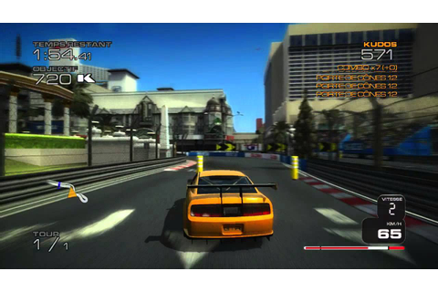 Project Gotham Racing 3 ♦ Concept Car Defi Cône - GamePlay ...