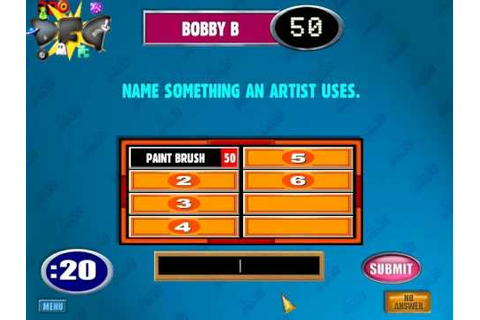 Family Feud - Download Free Games - YouTube