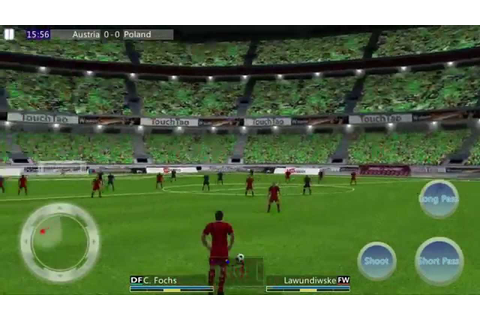 World Soccer League - Android Gameplay - YouTube