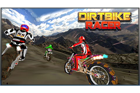App Shopper: Dirt Bike Racer ( 3D Offroad Motorcycle ...