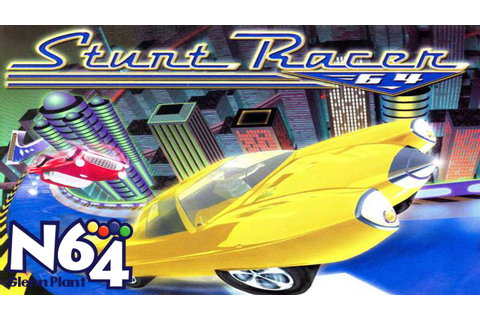 Stunt Racer 64 - Nintendo 64 Review - HD - YouTube
