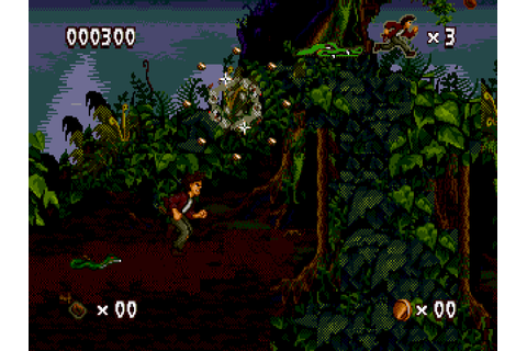Pitfall - The Mayan Adventure Screenshots | GameFabrique