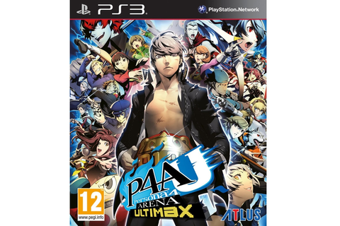 Persona 4 Arena Ultimax - PS3 Game | Multirama.gr