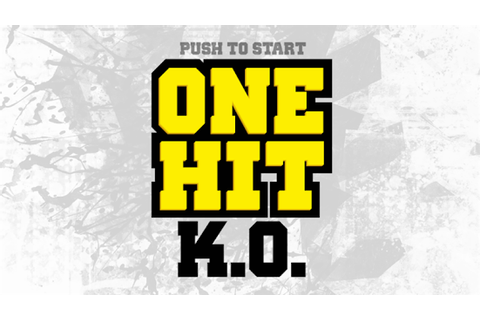 One Hit KO - Free Game for PC and MAC