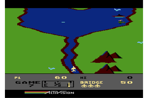 Download River Raid - My Abandonware