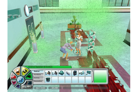 Hospital Tycoon – Download Full Version Games