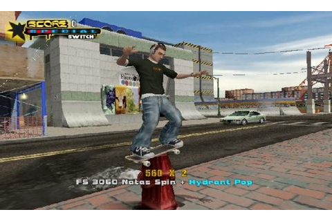 Tony Hawk's Underground 1 PC Game - Free Download Full Version