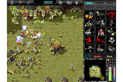 Dark Reign: The Future of War Screenshots - Video Game ...