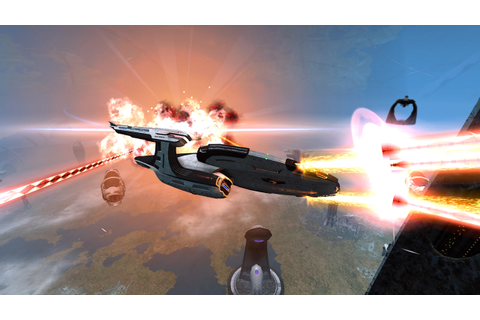 Download Star Trek Online Full PC Game