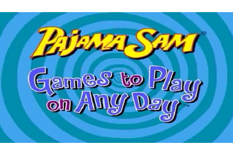 Pajama Sam Games To Play on Any Day - Night Dive Studios ...