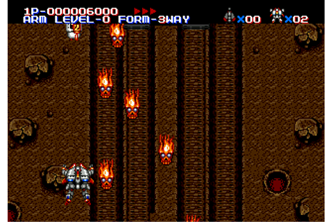 Musha Aleste - Full Metal Fighter Ellinor (Japan) ROM