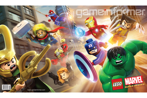 LEGO Marvel Super Heroes The Video Game IS Happening And ...