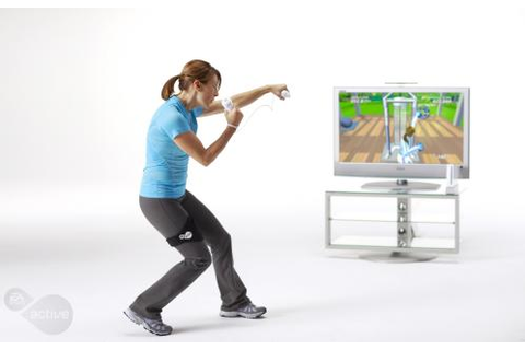 EA Sports and others publishers chasing Wii Fit's female ...