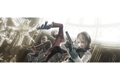 Resonance of Fate 4K/HD Edition Game | PS4 - PlayStation