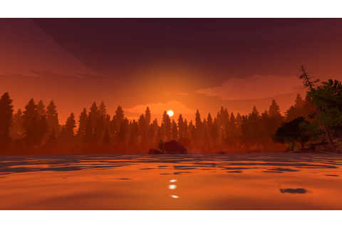 Firewatch — Pyromance • Beautiful Pixels