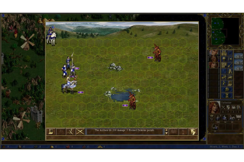 "Галерея ""Heroes of Might and Magic III: Armageddon's Blade ..."